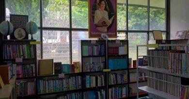 สถาบันวิจัยและพัฒนา จัดกิจกรรมพัฒนาห้องสมุดโรงเรียน ตชด.บ้านนาปอ ต.แสงภา อ.นาแห้ว จ.เลย ในวันจันทร์ที่ 25 มิถุนายน พ.ศ.2561